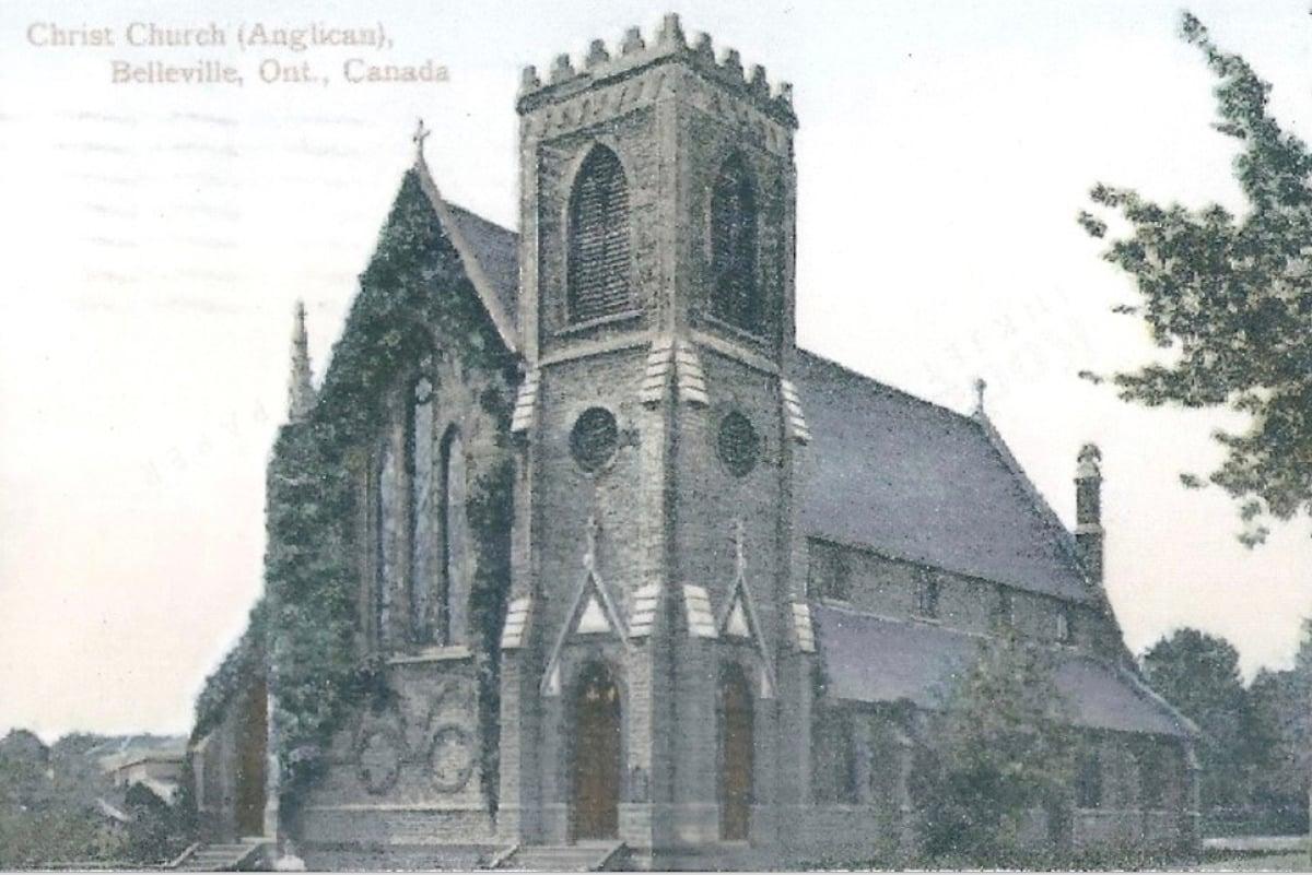 Christ Church history